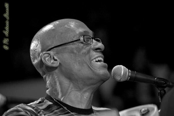 Will Roberson voce Soul Music Gospel Spirituals